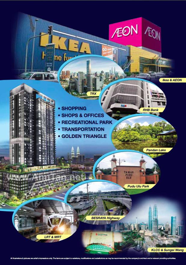 brochure - landmarks